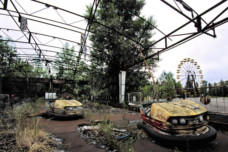 Pripyat. Foto de nature-pictures