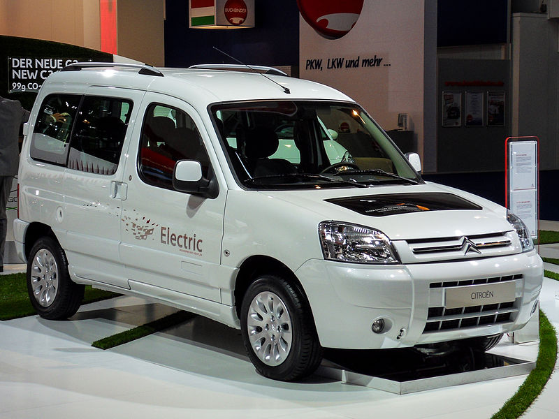 Citröen Berlingo electric