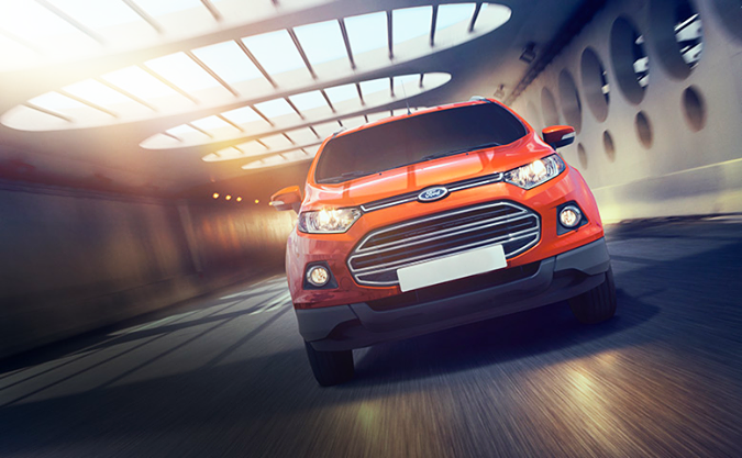Ford ecosport coches