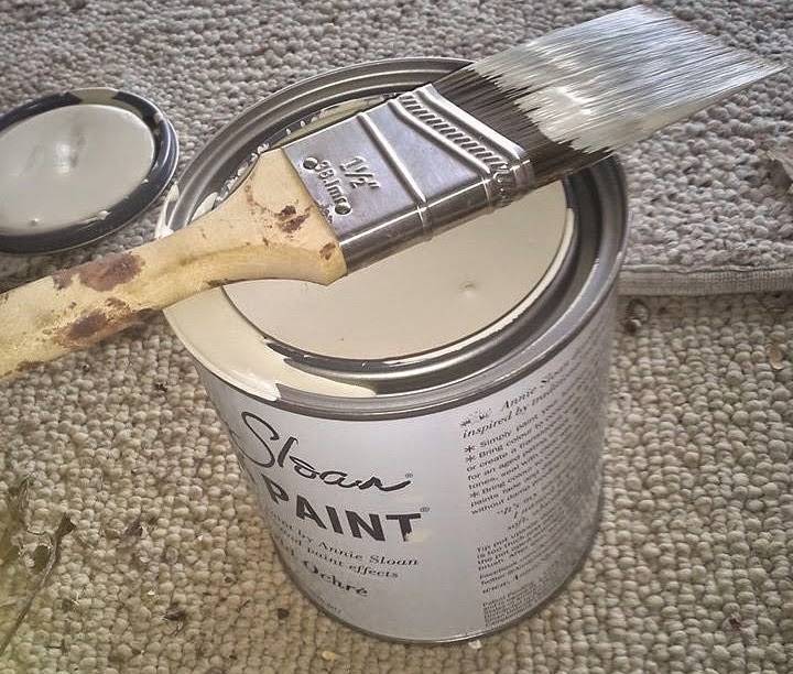 Chalk Paint. Foto de thequaintsanctuary