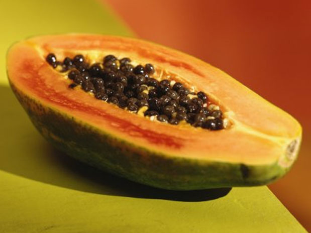 exfoliantes papaya
